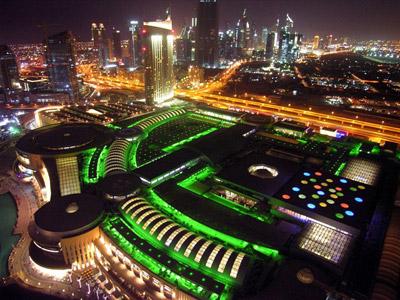 Դուբայ Մոլ Dubai Mall